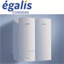 Chaudières condensation chauffage seul 14, 24, 35 et 42 kW