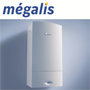 Chaudière conventionnelle mixte à micro accumulation 24 / 28 kW