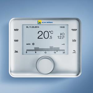 Toutes les régulations et thermostats elm leblanc
