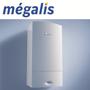 Chaudière conventionnelle mixte à micro accumulation 23 / 24 kW